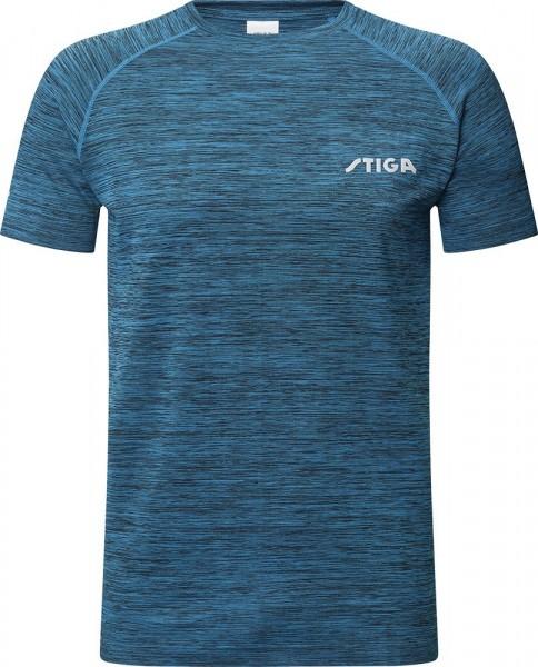 Stiga T-Shirt Activity blau