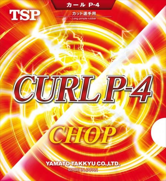 TSP Belag Curl P-4 Chop