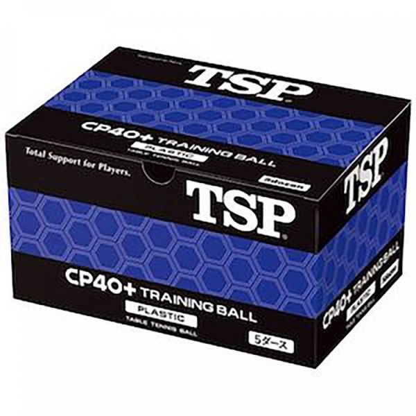 TSP Ball CP 40+ Training 60er Pack