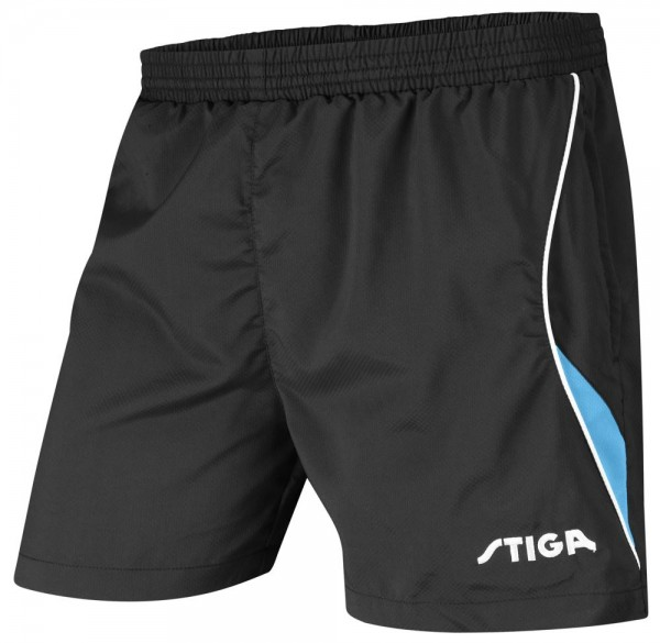 Stiga Short Fashion schwarz/blau