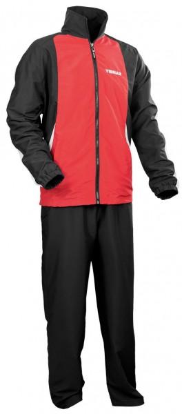 Tibhar Anzug Club schwarz/rot