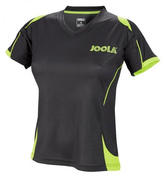 Joola Hemd Emox Lady schwarz/grün XS