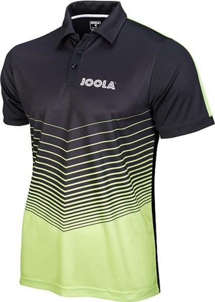 Joola Hemd Move Men schwarz/grün