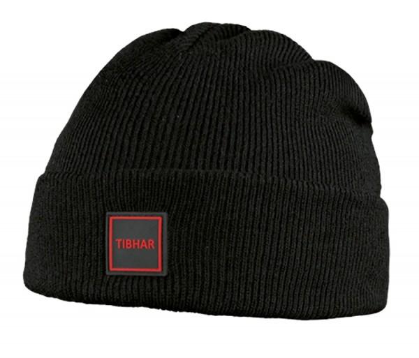 Tibhar Mütze schwarz