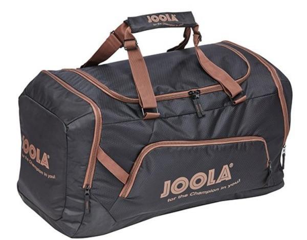 Joola Tasche Compact 17 schwarz/braun