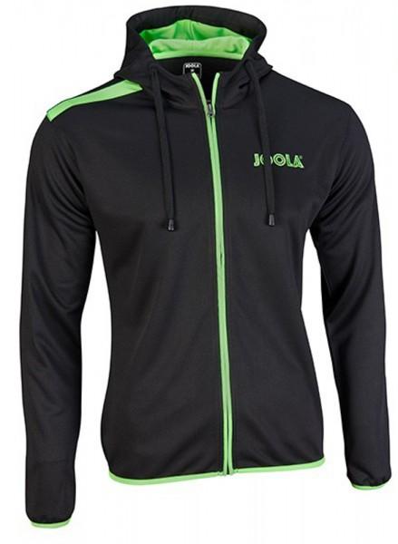 Joola Hoody Fit schwarz/grün