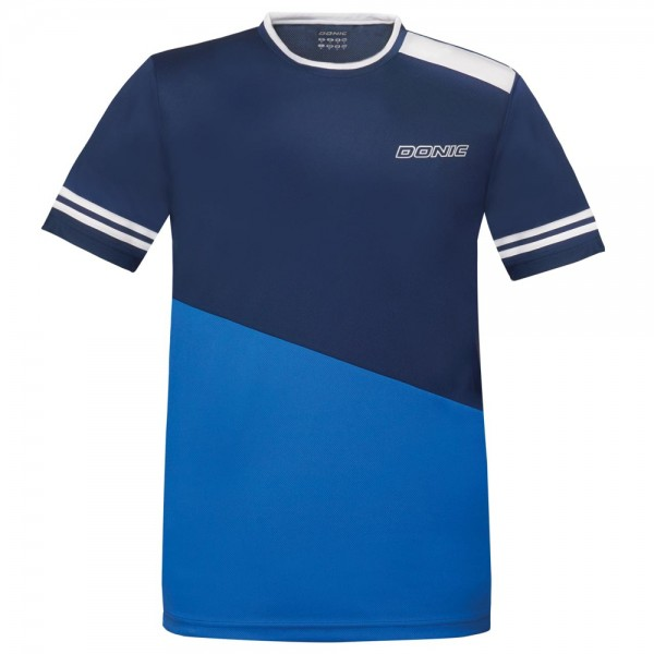 Donic T-Shirt Static marine/royal