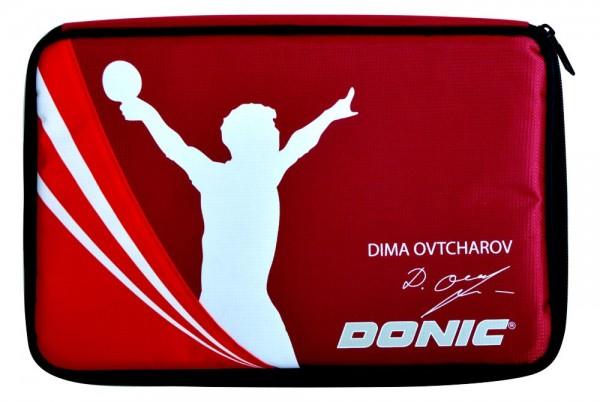 Donic Einzelhülle Ovtcharov Plus rot