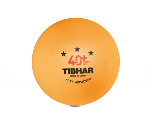 Tibhar Ball SYNTT NG 40+ *** ABS 3er Pack