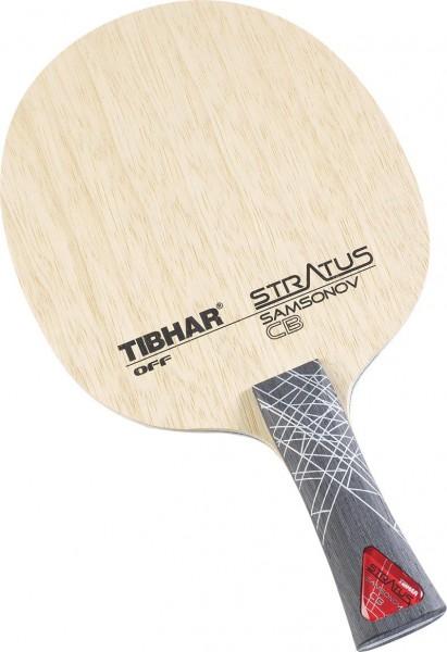 Tibhar Holz Stratus Samsonov Carbon