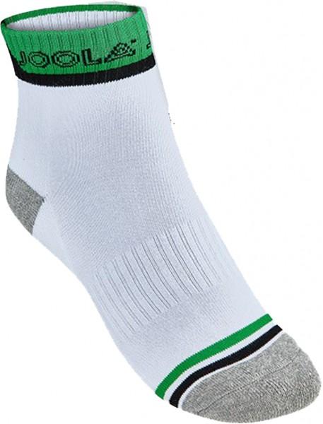 Joola Socke Ferrara weiß/grün S / XL