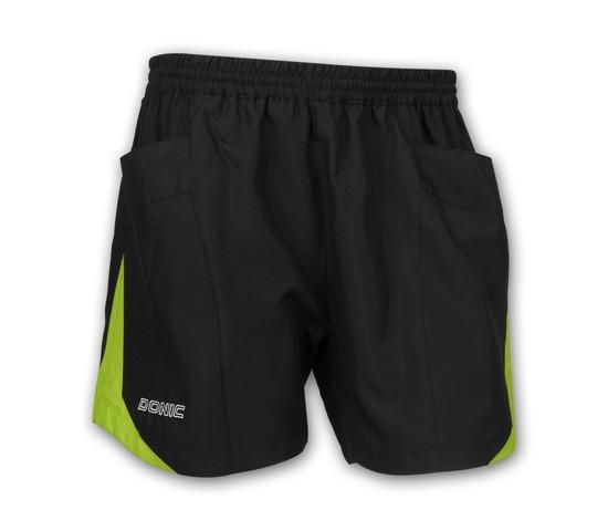 Donic Short Strike schwarz/grün