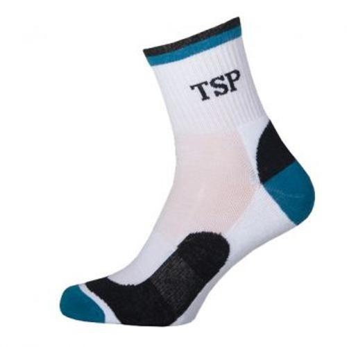 TSP Socke Flex weiß/blau