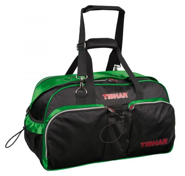 Tibhar Tasche Century groß schwarz/grün