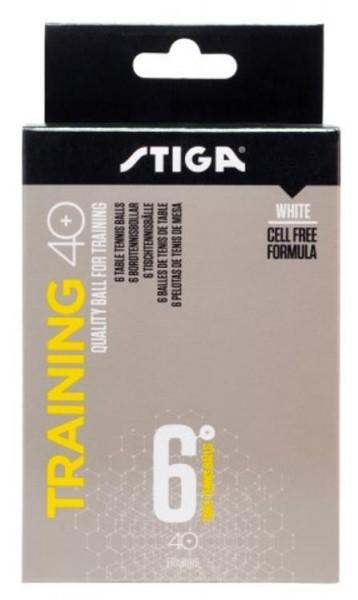 Stiga Ball Trainer ABS 40+ 6er Pack